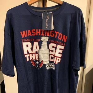 Other - Washington Capitals t-shirts